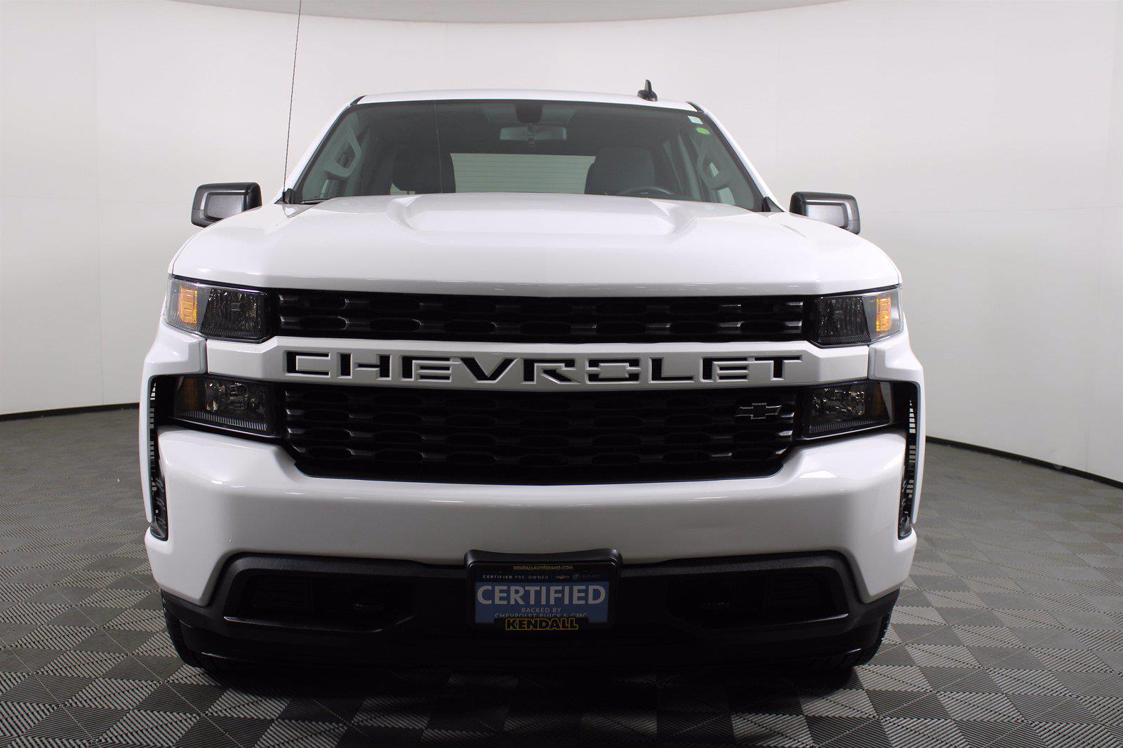 2020 Chevrolet Silverado 1500 Crew Cab 4x2, Pickup #DTC1616 - photo 1