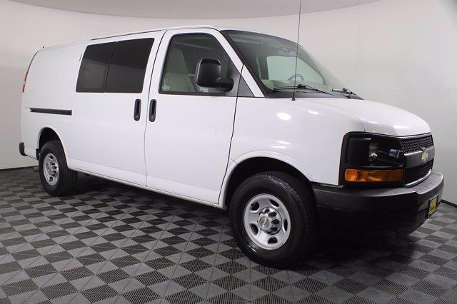 2011 Chevrolet Express 3500 4x2, Empty Cargo Van #DTC1947 - photo 3