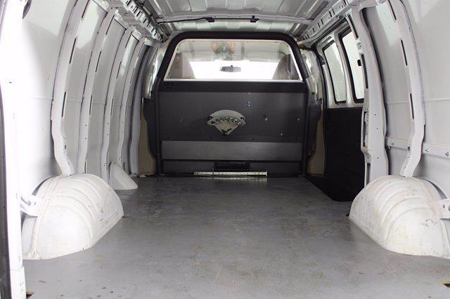 2011 Chevrolet Express 3500 4x2, Empty Cargo Van #DTC1947 - photo 7