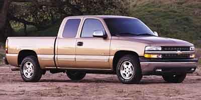 2001 Chevrolet Silverado 1500 Extended Cab 4x2, Pickup #DTC2048A - photo 1