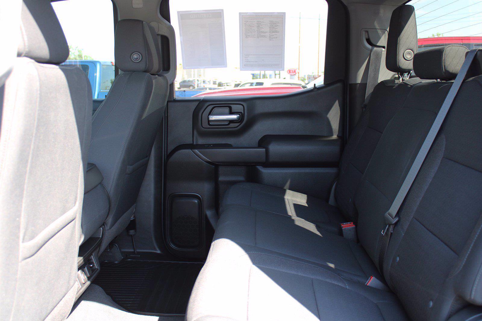 2021 Chevrolet Silverado 1500 Crew Cab 4x4, Pickup #DTC2082 - photo 1