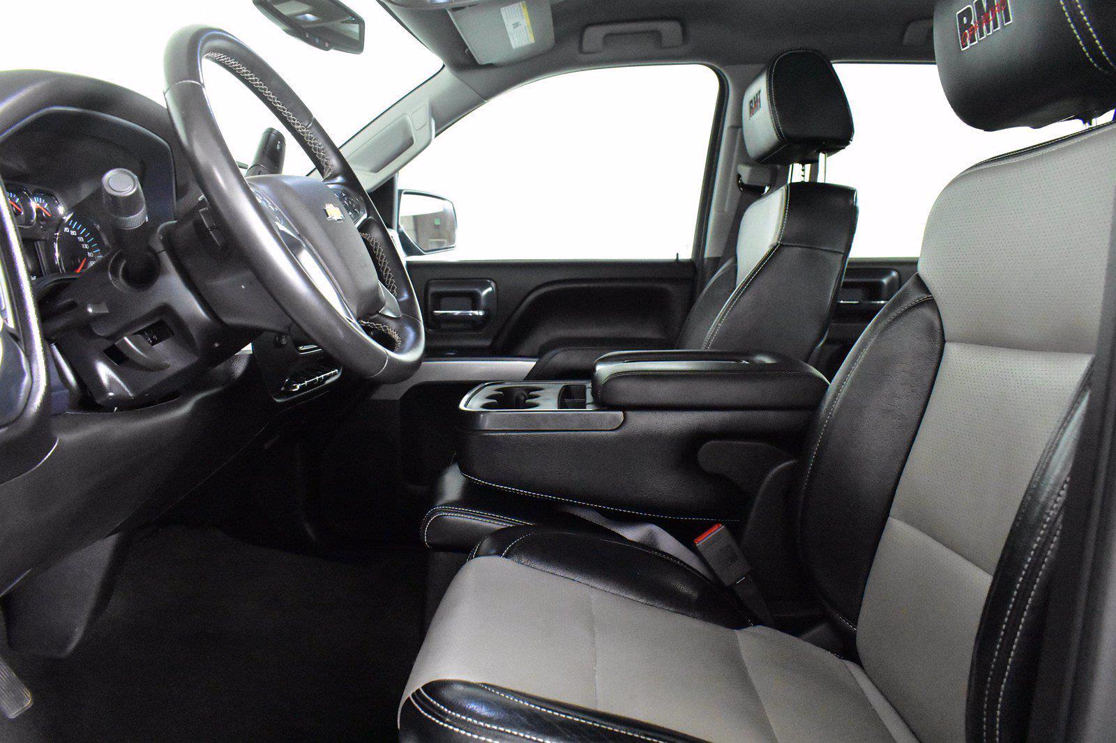 2015 Silverado 1500 Crew Cab 4x4,  Pickup #DTC2306 - photo 22