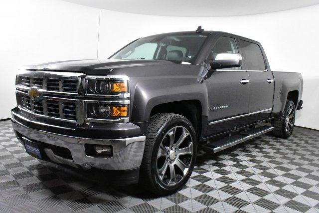 2015 Silverado 1500 Crew Cab 4x4,  Pickup #DU89550 - photo 1