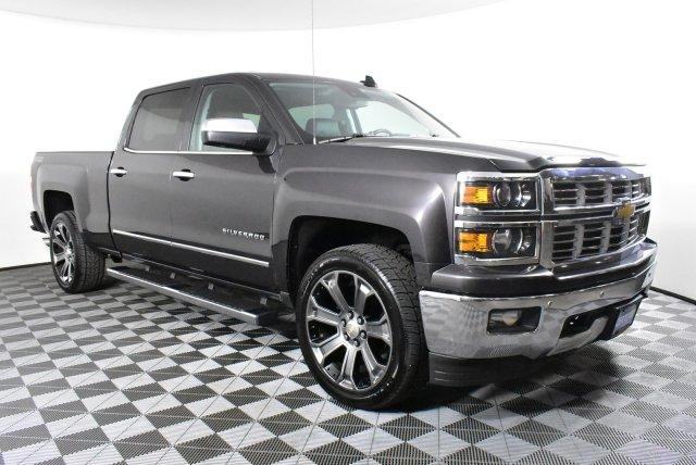 2015 Silverado 1500 Crew Cab 4x4,  Pickup #DU89550 - photo 3