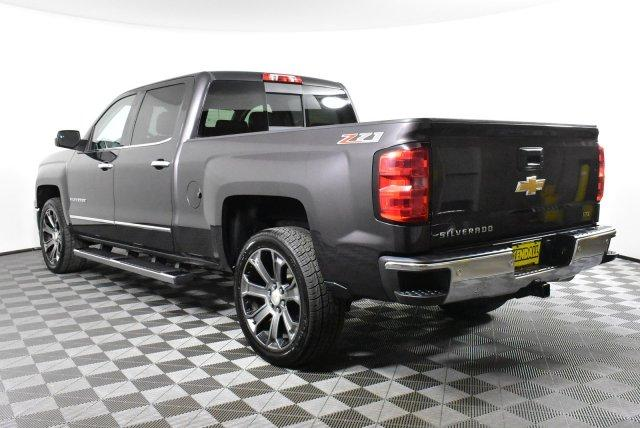 2015 Silverado 1500 Crew Cab 4x4,  Pickup #DU89550 - photo 8