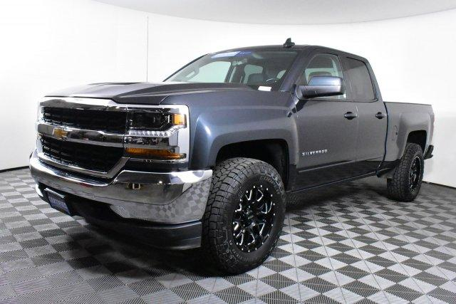 2019 Silverado 1500 Double Cab 4x4,  Pickup #DU89626 - photo 1