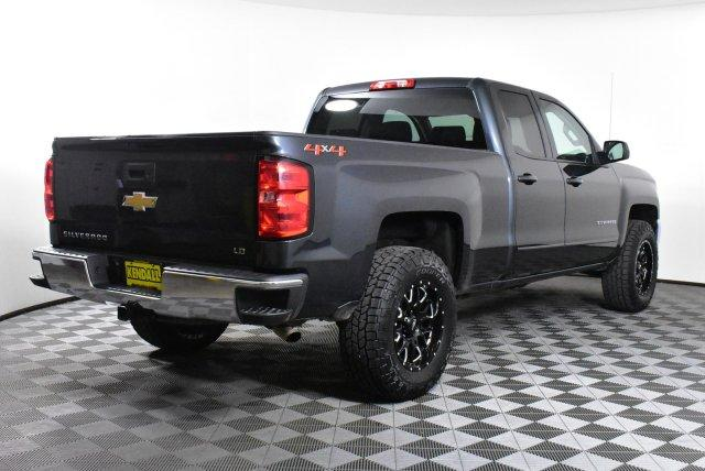 2019 Silverado 1500 Double Cab 4x4,  Pickup #DU89626 - photo 6