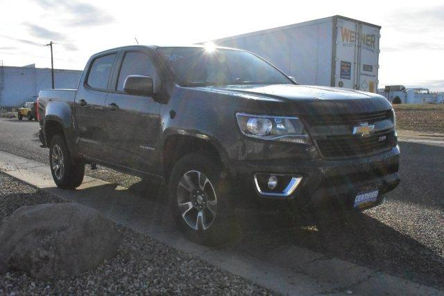 2018 Colorado Crew Cab 4x4,  Pickup #DU89714 - photo 2