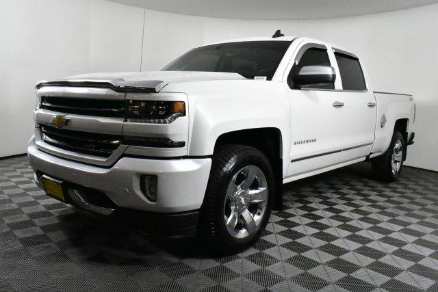 2016 Silverado 1500 Crew Cab 4x4, Pickup #DU89750 - photo 1