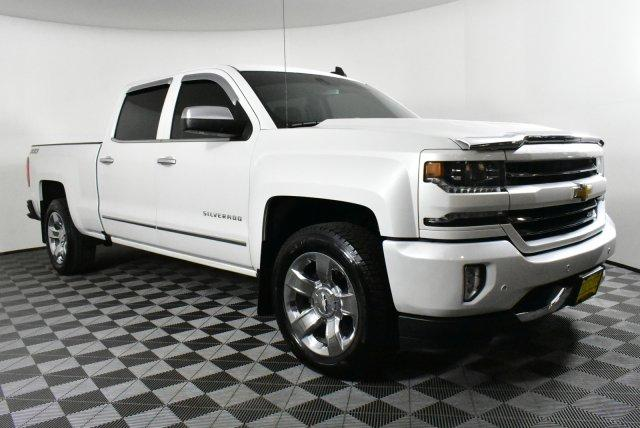 2016 Silverado 1500 Crew Cab 4x4, Pickup #DU89750 - photo 3