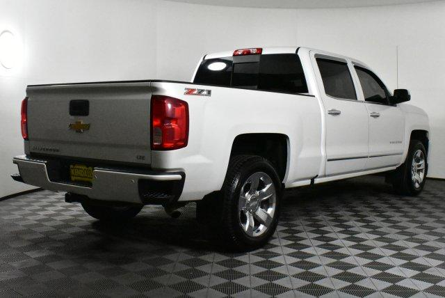 2016 Silverado 1500 Crew Cab 4x4, Pickup #DU89750 - photo 5