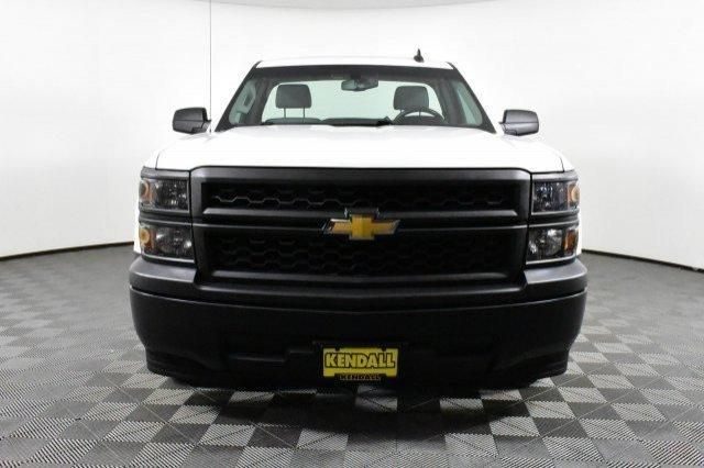 2015 Silverado 1500 Regular Cab 4x2, Pickup #DU89879 - photo 2