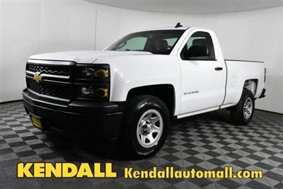 2015 Silverado 1500 Regular Cab 4x2, Pickup #DU89879 - photo 1