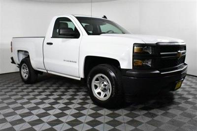 2015 Silverado 1500 Regular Cab 4x2, Pickup #DU89879 - photo 3