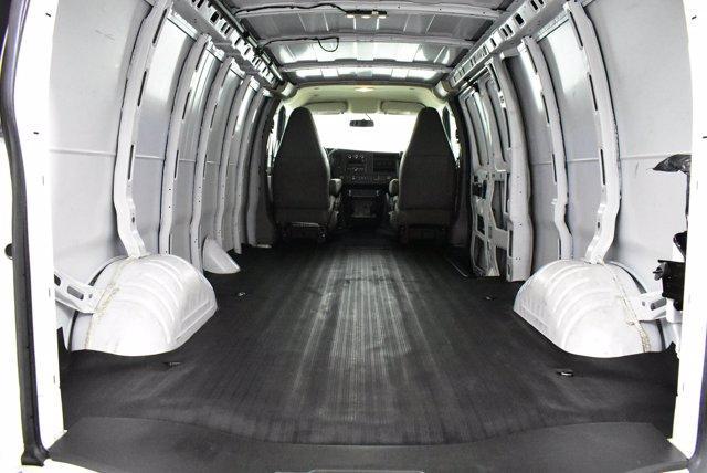 2019 Chevrolet Express 2500 4x2, Empty Cargo Van #DU89933 - photo 1