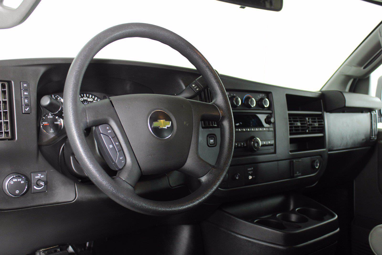 2018 Chevrolet Express 2500 4x2, Empty Cargo Van #DU90788 - photo 10