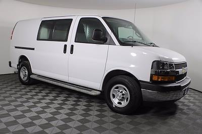 2018 Chevrolet Express 2500 4x2, Empty Cargo Van #DU90788 - photo 3