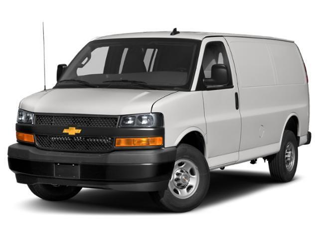 2018 Chevrolet Express 2500 4x2, Empty Cargo Van #DU90802 - photo 1