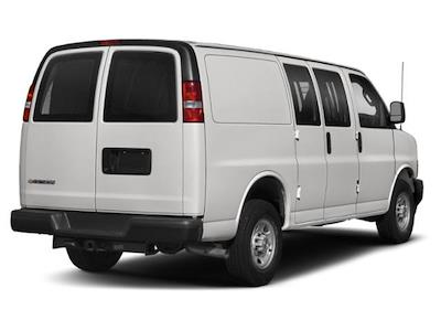 2018 Chevrolet Express 2500 4x2, Empty Cargo Van #DU90802 - photo 3