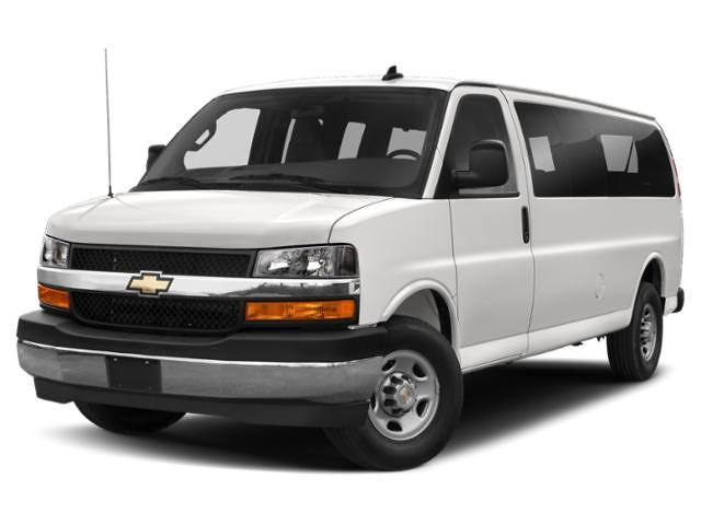 2019 Chevrolet Express 3500 4x2, Passenger Wagon #DU90814 - photo 1