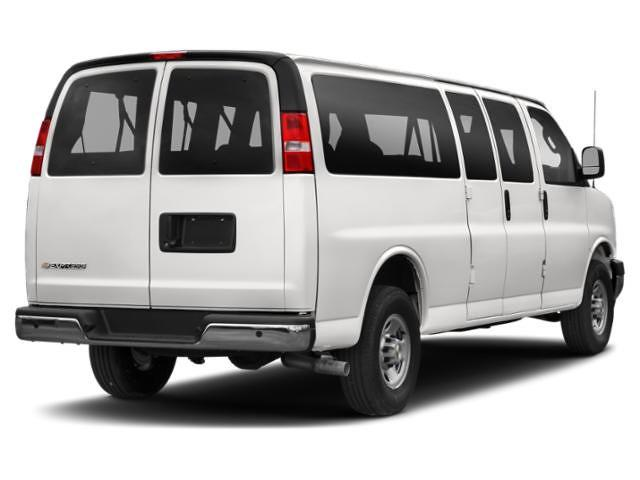 2019 Chevrolet Express 3500 4x2, Passenger Wagon #DU90814 - photo 2