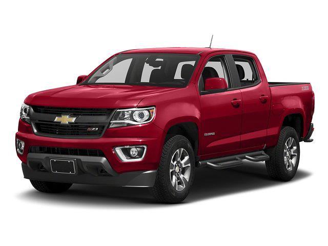 2018 Chevrolet Colorado Crew Cab 4x4, Pickup #DU90893 - photo 2