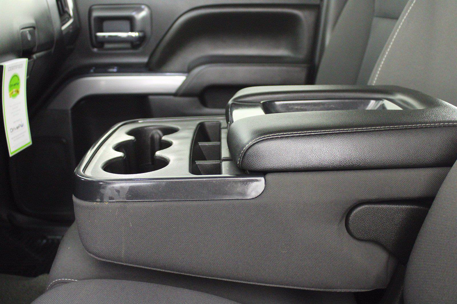 2017 Chevrolet Silverado 1500 Crew Cab 4x4, Pickup #DU90911A - photo 16
