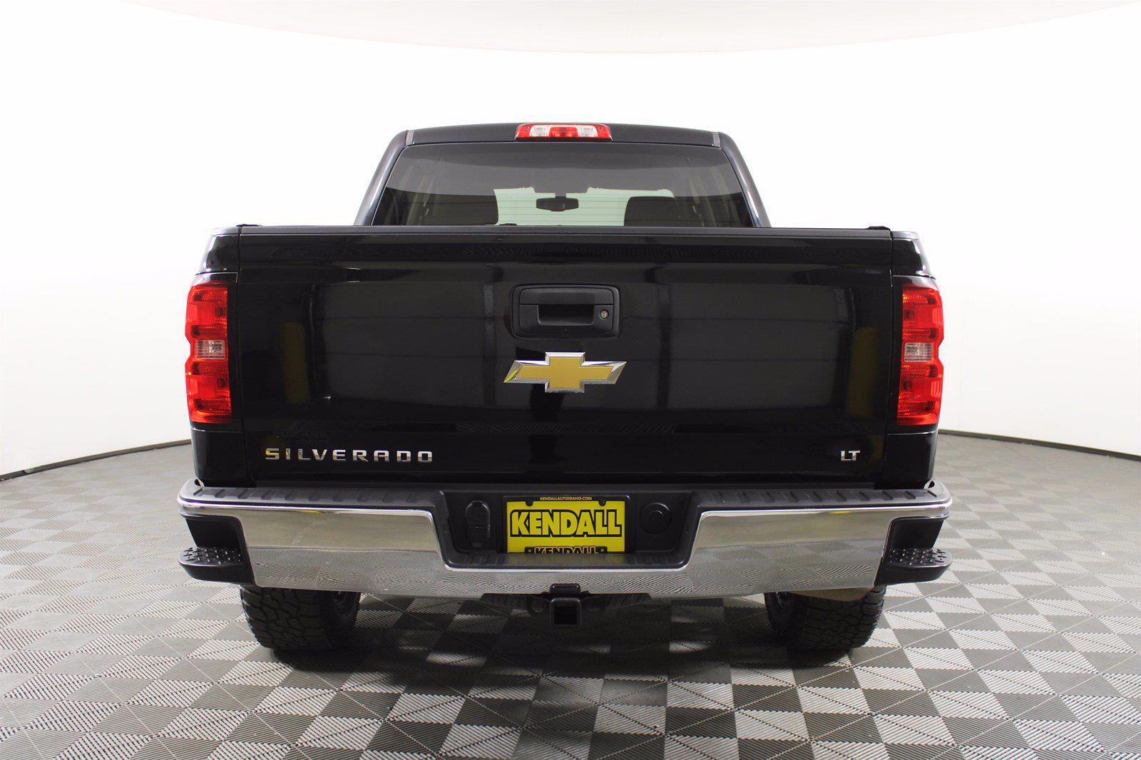 2017 Chevrolet Silverado 1500 Crew Cab 4x4, Pickup #DU90911A - photo 6