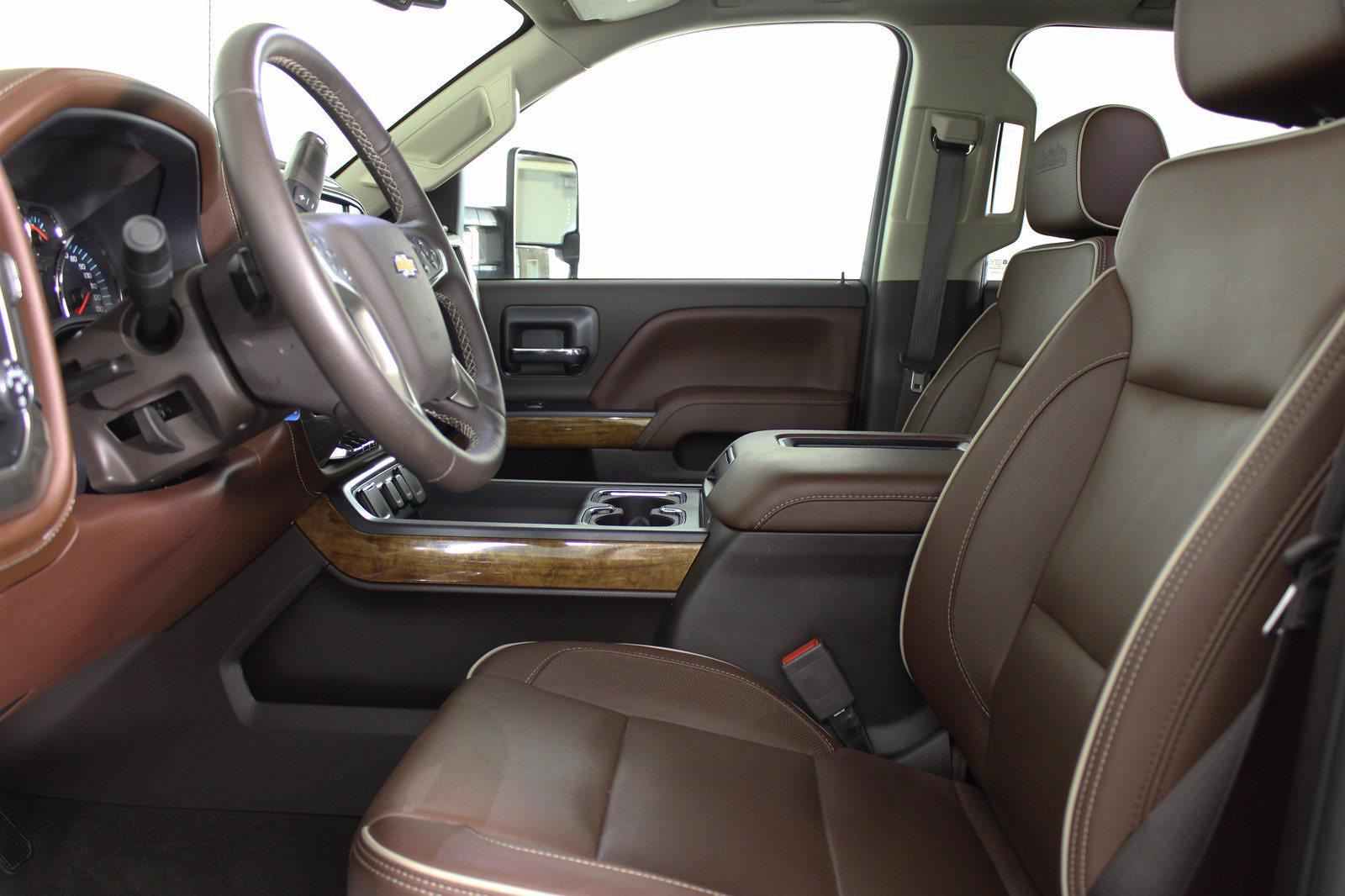 2018 Chevrolet Silverado 3500 Crew Cab 4x4, Pickup #DU90958 - photo 16