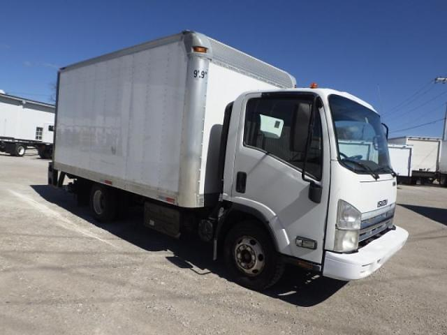2011 Isuzu NPR ECO-MAX 4x2, Dry Freight #88071N - photo 1