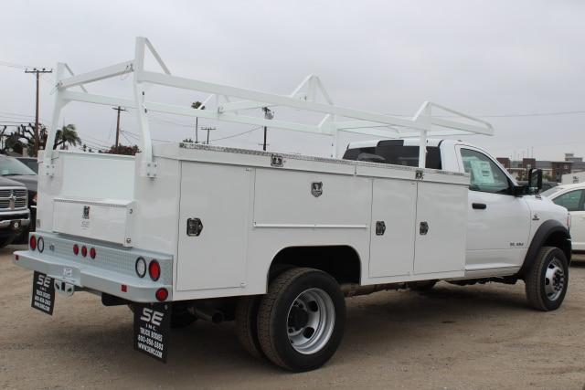 2019 Ram 4500 Regular Cab DRW 4x2, Scelzi Service Body #F4R94061 - photo 1