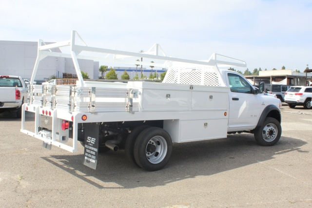 2020 Ram 5500 Regular Cab DRW 4x2, Scelzi Contractor Body #F5R00027 - photo 1