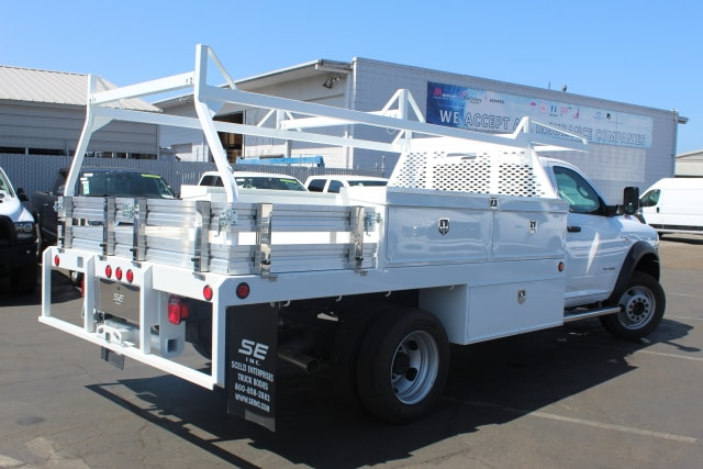 2020 Ram 5500 Regular Cab DRW 4x2, Scelzi Contractor Body #F5R00150 - photo 1