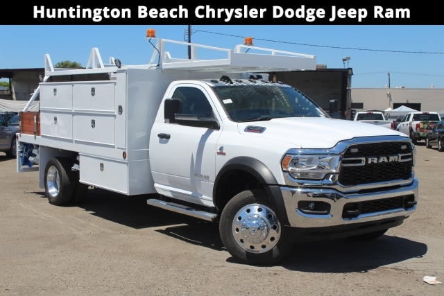 2020 Ram 5500 Regular Cab DRW 4x2, Specialty Equipment Contractor Body #F5R00178 - photo 1