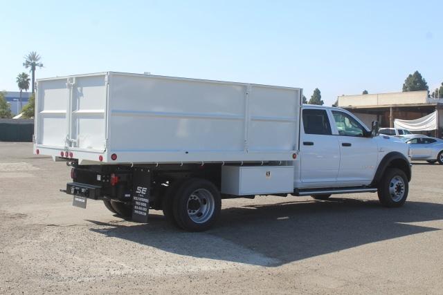 2020 Ram 5500 Crew Cab DRW 4x4, Scelzi Landscape Dump #F5R01198 - photo 1