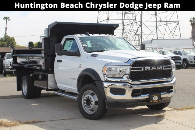 2019 Ram 5500 Regular Cab DRW 4x2, Scelzi Dump Body #F5R97771 - photo 1