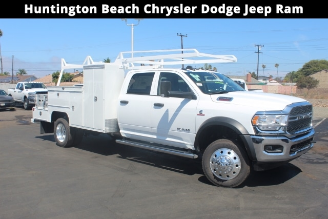 2019 Ram 5500 Crew Cab DRW 4x2, SCELZI 12' COMBO BODY WITH DUAL 60' TALL FRONT COMPARTMENTS WITH OXY/ACE HOLDERS  #F5R98323 - photo 1