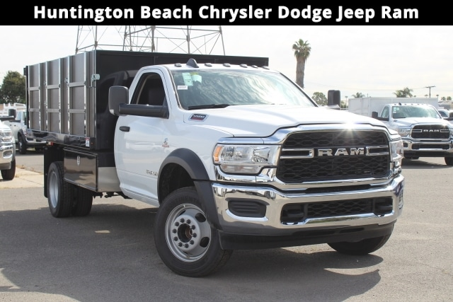 2019 Ram 5500 Regular Cab DRW 4x2, Harbor Landscape Dump #F5R98506 - photo 1
