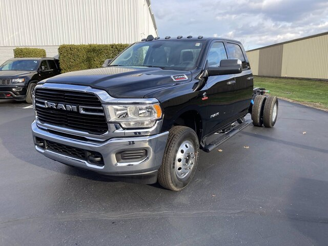 2020 Ram 3500 Crew Cab DRW 4x4, Cab Chassis #A26002 - photo 1