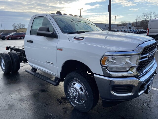 2020 Ram 3500 Regular Cab DRW 4x4, Cab Chassis #A26004 - photo 1
