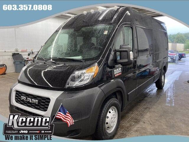 2020 Ram ProMaster 2500 High Roof FWD, Empty Cargo Van #A29002 - photo 1