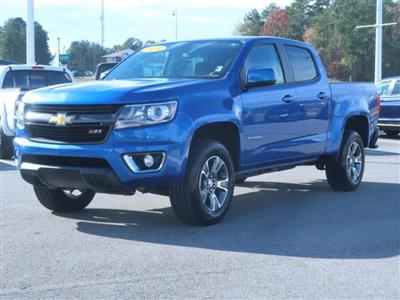 2018 Chevrolet Colorado Crew Cab 4x4, Pickup #P212057 - photo 5