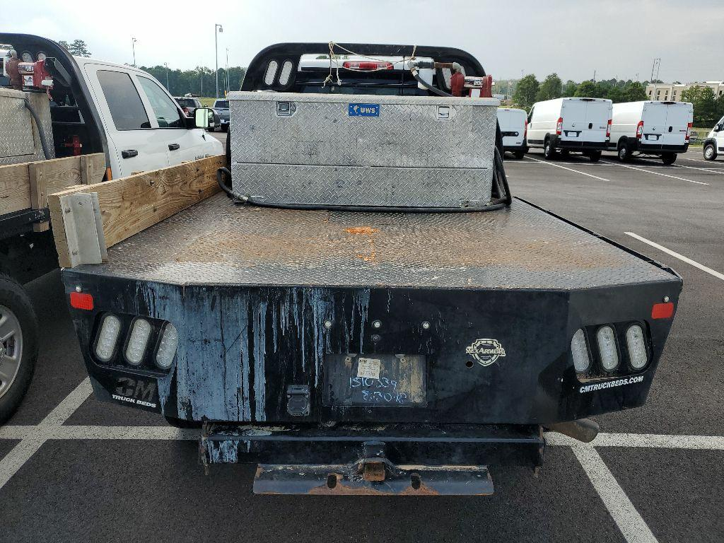 2018 Ram 2500 Crew Cab 4x4, Platform Body #P275330 - photo 1