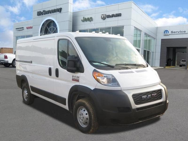 2020 Ram ProMaster 1500 Standard Roof FWD, Empty Cargo Van #R100098 - photo 1