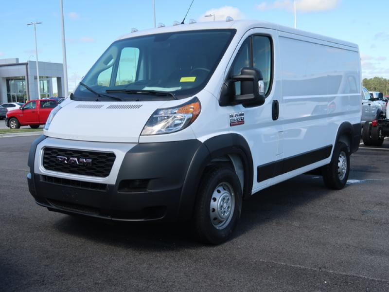 2020 Ram ProMaster 1500 Standard Roof FWD, Empty Cargo Van #R100099 - photo 8
