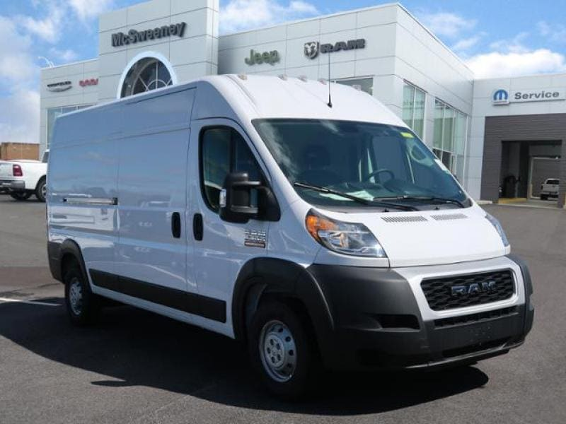 2020 Ram ProMaster 2500 High Roof FWD, Empty Cargo Van #R115583 - photo 1