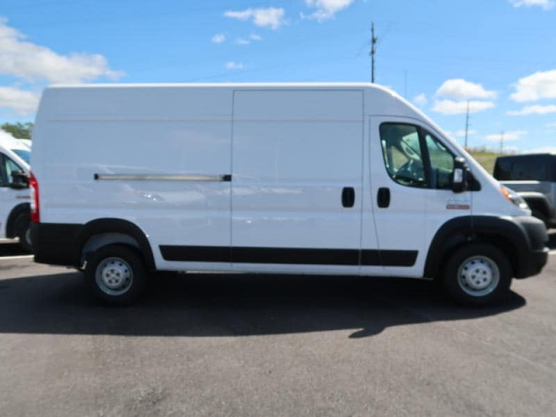 2020 Ram ProMaster 2500 High Roof FWD, Empty Cargo Van #R115583 - photo 5
