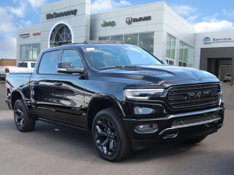 2020 Ram 1500 Crew Cab 4x4, Pickup #R173988 - photo 1
