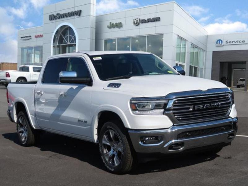 2020 Ram 1500 Crew Cab 4x4, Pickup #R201420 - photo 1