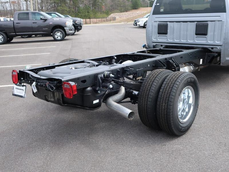 2021 Ram 3500 Regular Cab DRW 4x2, Cab Chassis #R541056 - photo 1